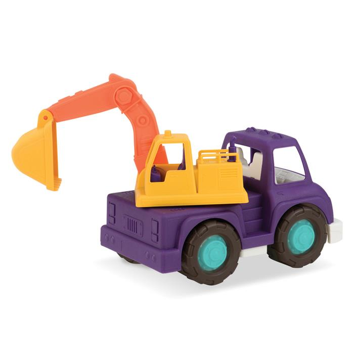 Wonder Wheels - Excavator Truck - Grace Baby