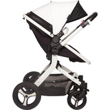 Infa Secure Arlo Vogue Stroller - Ivory - Grace Baby