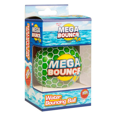 Wicked Mega Bounce H2O - Water Bouncing Ball - Green