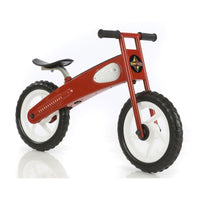 Eurotrike - Glide Balance Bike - Red - Grace Baby