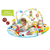 Yookidoo Gymotion Baby Activity Gym Playland Play Mat
