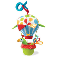 Yookidoo Tap N Play Hot Air Balloon Rattle