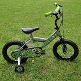 14 inch 34cm Boys Bicycle Bike with Removable Training Wheels - Grace Baby