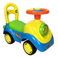 Elite Super Kids Ride-On Car - Blue