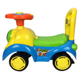 Elite Super Kids Ride-On Car - Blue - Grace Baby