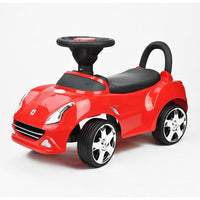 Kids Super Race Ride-on Car Toy - Red