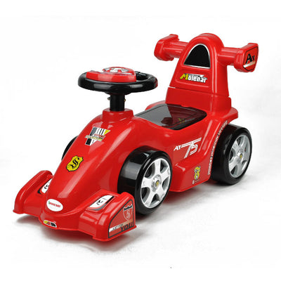 Kids Sport F1 Racing Ride-On Race Car Toy