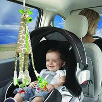 BenBat G-Collection - Giraffe Storage Pocket G-Car - Grace Baby