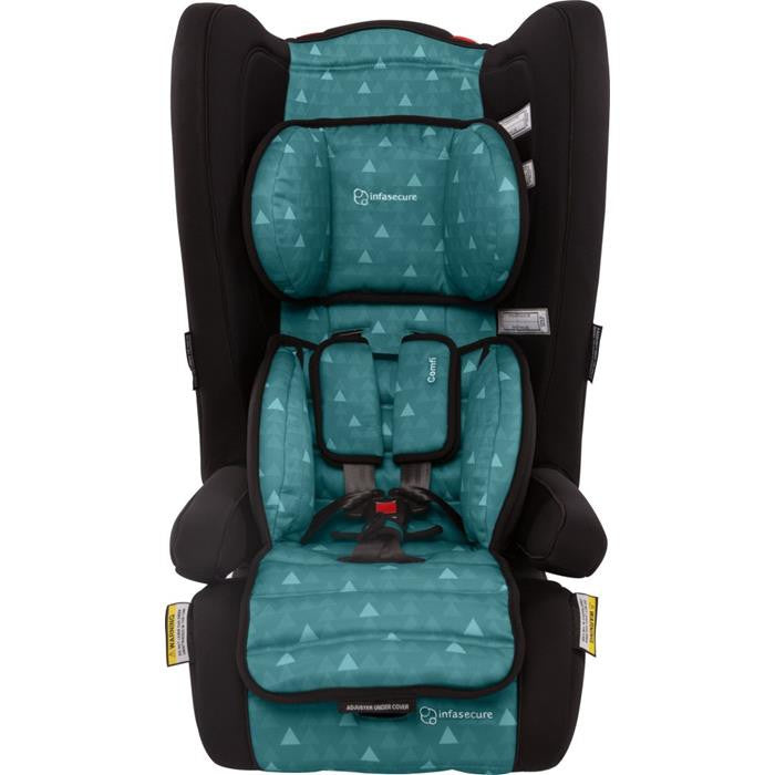 Infa Secure Comfi Treo Convertible Booster Seat - Aqua - Grace Baby