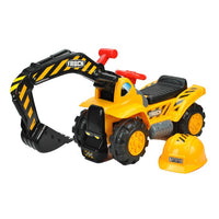 Kids Excavator Digger Ride-On Toy Truck - Grace Baby