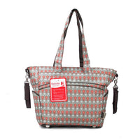 Bellotte Stylish Flower Tote Nappy Bag