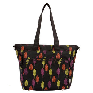 Bellotte Tote Nappy Bag - Autumn Leave