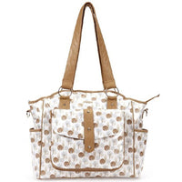 Bellotte Tote Nappy Bag - Autumn Tree