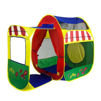 Kids Garden Play House Hideaway Tent