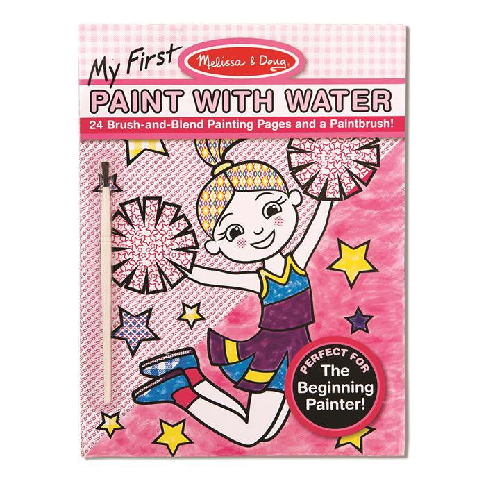 Melissa & Doug - My First Paint with Water - Girl - Grace Baby