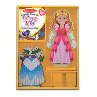 Melissa & Doug Magnetic Dress-Up - Princess Elise - Grace Baby