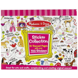 Melissa & Doug - Sticker Collection - Pink