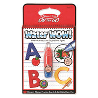 Melissa & Doug - On The Go - Water WOW! - Alphabet
