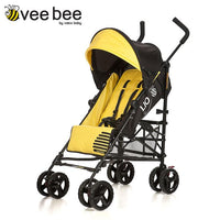 Vee Bee Baby Lio stroller - Bumblebee Yellow and Black