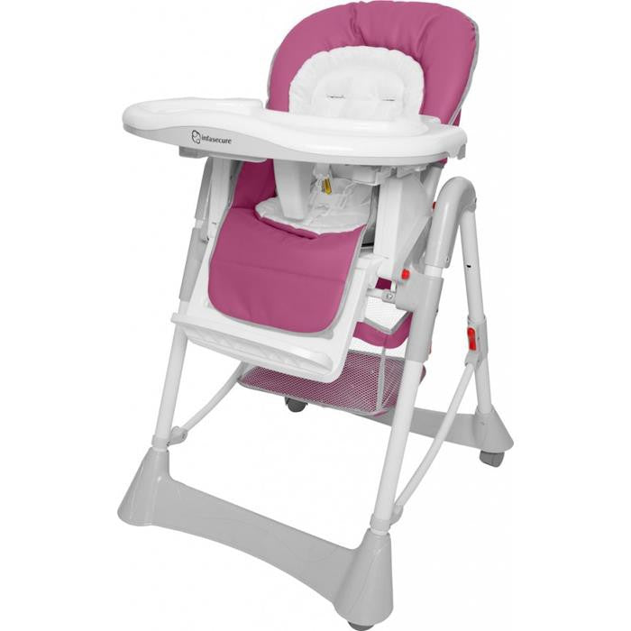 Infa Secure Nibble High Chair - Orchid
