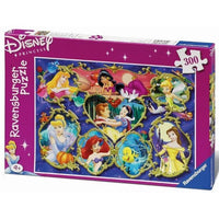 Ravensburger - Disney Princess Gallery Puzzle 300pc