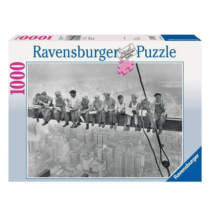 Ravensburger Lunchtime 1932 Jigsaw Puzzle - 1000pc