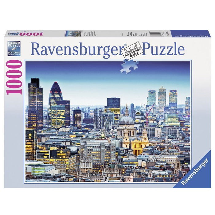 Ravensburger Above London's Roofs Puzzle 1000pc - Grace Baby