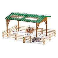 Schleich - Riding Arena Play Set 42189