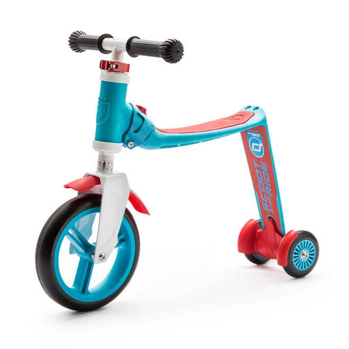 Scoot & Ride - Highwaybaby Plus - Blue (1yr+) - Grace Baby
