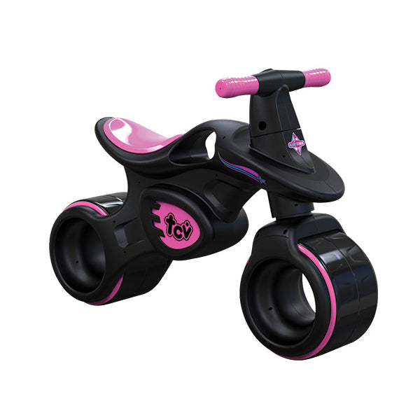 Eurotrike TCV Ride On Balance Bike - Pink - Grace Baby