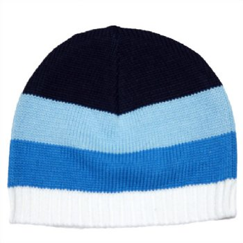 Stripe Knit Hat