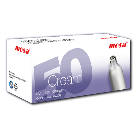 MOSA Cream Chargers (select for quantity)