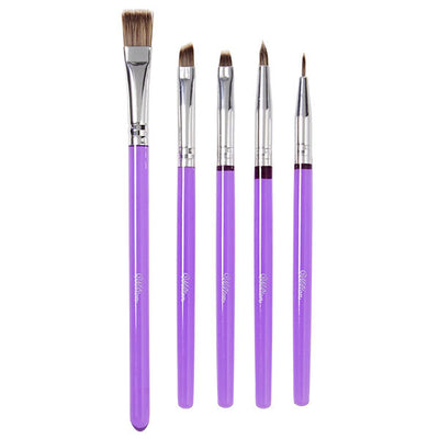 Wilton 5pc Decorating Brush Set