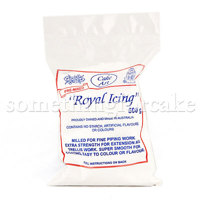 Royal Icing Mixture