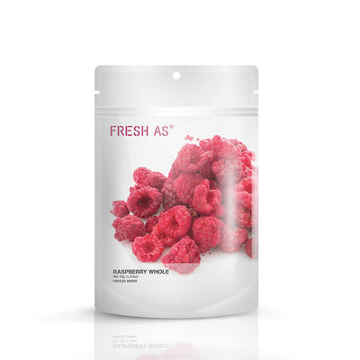 Fresh As Freeze Dried Fruit - Raspberries Whole