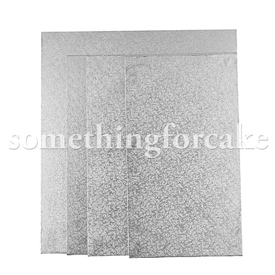 Silver MDF Board- Rectangle