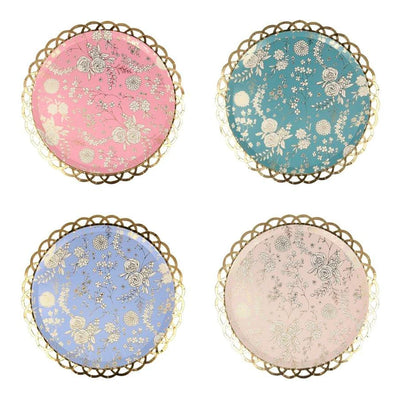 Meri Meri- English Garden Lace Plates