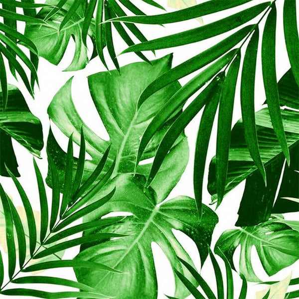 Edible Image Mixed Palm Leaves Somethingforcake It means that you can use and modify it for your personal and commercial projects. something for cake