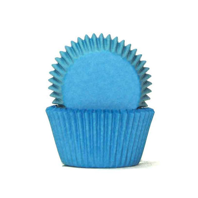 Large Cupcake papers - Blue