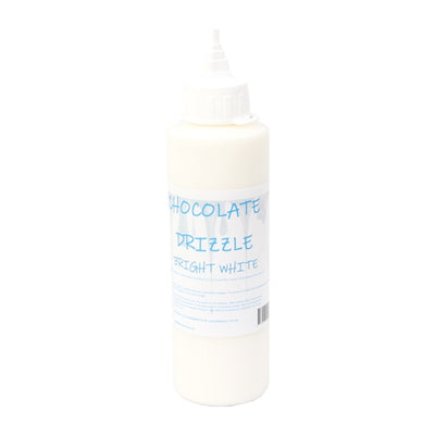 Chocolate Drip- Bright White 250g
