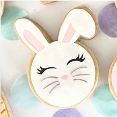 Cookie Cutter and Embosser Set - Bunny