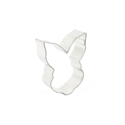 Bunny Face Cookie Cutter - 3.25""