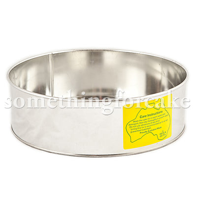 Round Cake Tins - Click to view sizes