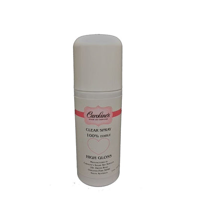Carolines Clear High Gloss Spray 100ml