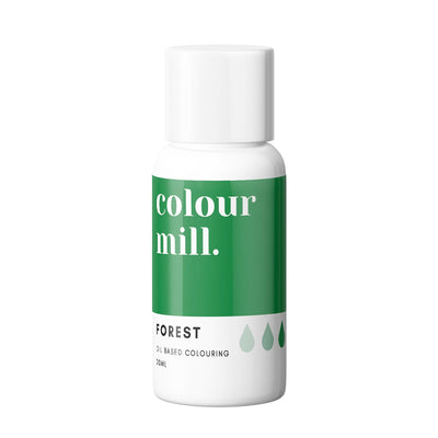 Colour Mill Oil Based Colour - Forest Green