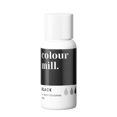 Colour Mill Oil Based Colour - Black