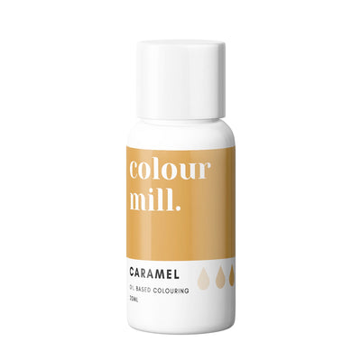 Colour Mill Oil Based Colour - Caramel
