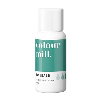 Colour Mill Oil Based Colour - Emerald