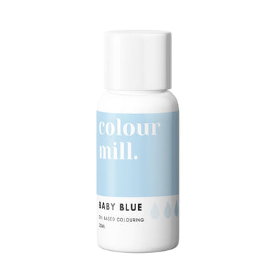 Colour Mill Oil Based Colour - Baby Blue