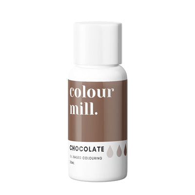 Colour Mill Oil Based Colour - Chocolate